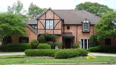 Tyler Single Family Home Contingent - Active: 2202 Woodlands