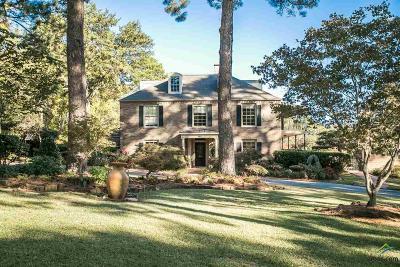 Tyler Single Family Home For Sale: 1412 Howard Dr
