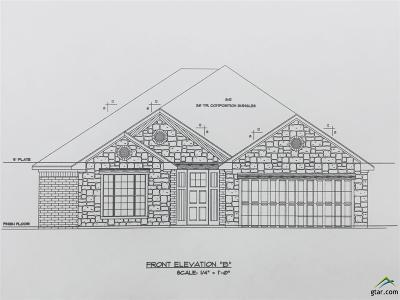 Lindale Single Family Home For Sale: 336 Kingdom Blvd