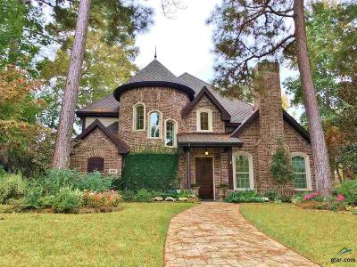 Tyler Single Family Home For Sale: 4534 Triggs Trace