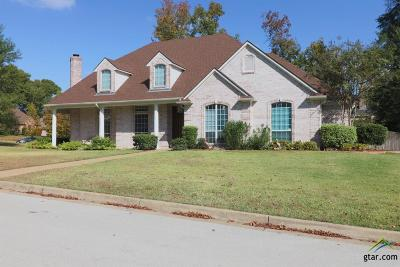 Tyler Single Family Home For Sale: 2331 Pinehurst