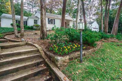 Tyler Single Family Home For Sale: 3200 Dinah Lane