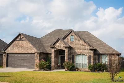 Tyler Single Family Home For Sale: 11854 Poydras