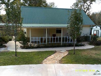 Tyler Single Family Home For Sale: 15486 Shady Creek Road