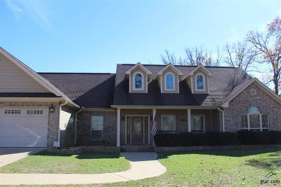 Lindale Single Family Home For Sale: 19870 Post Oak Bend