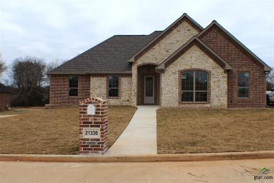Bullard Single Family Home For Sale: 21336 Boone Dr