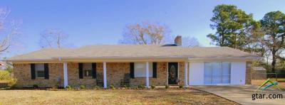 Lindale Single Family Home For Sale: 1524 Pearl Street