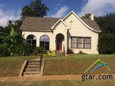 Tyler Single Family Home For Sale: 835 S College