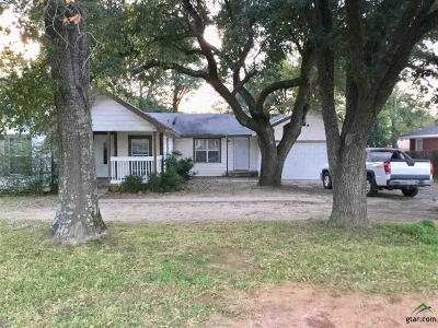 Tyler Single Family Home For Sale: 1201 Tipton