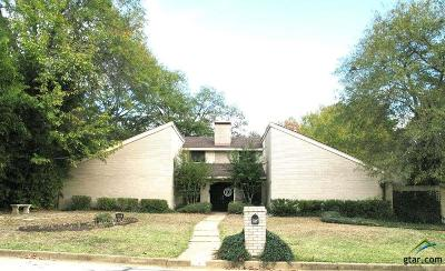 Tyler TX Single Family Home Contingent - Active: $235,000