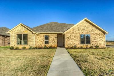 Tyler Single Family Home For Sale: 476 Utah Avenue