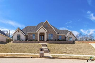 Tyler Single Family Home For Sale: 1513 Chaparrel Run