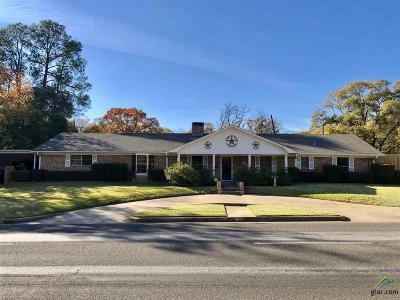 Tyler Single Family Home For Sale: 2635 Sunnybrook Dr.