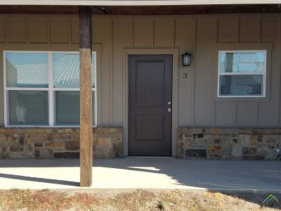 Lindale Multi Family Home For Sale: 14228 County Road 452 Unit # 3