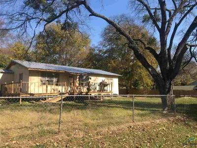 Tyler Single Family Home For Sale: 14354 State Highway 110