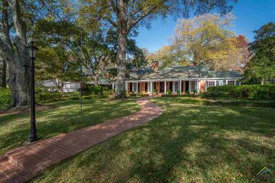 Tyler Single Family Home For Sale: 403 Bluebonnet