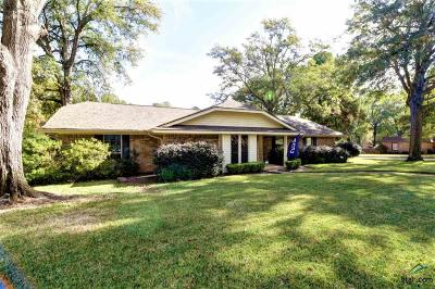 Tyler Single Family Home For Sale: 4628 Chad Drive
