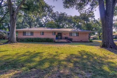 Tyler Single Family Home For Sale: 2318 Pollard Drive