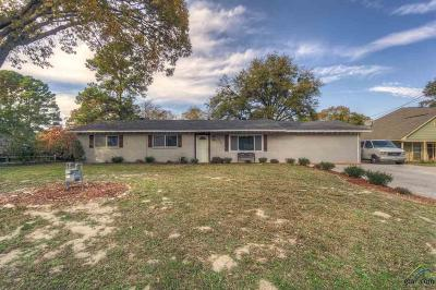 Tyler Single Family Home For Sale: 12820 Greenland Blvd