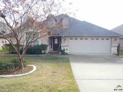 Tyler Single Family Home For Sale: 1649 Skidmore