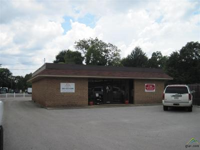 Tyler Commercial For Sale: 126 Amherst
