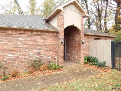 Tyler Single Family Home For Sale: 424 Amberwood