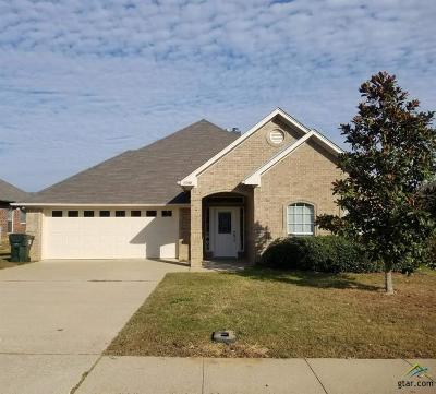 Tyler Single Family Home For Sale: 2043 Balsam Gap