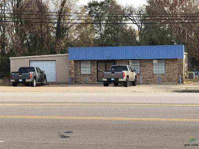 Athens Commercial For Sale: 807 W Corsicana