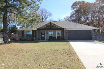 Lindale Single Family Home Contingent - Active: 311 Mission Crest Cir