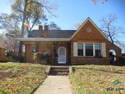 Tyler Single Family Home For Sale: 1005 S Donnybrook