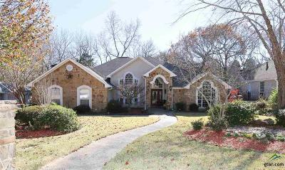 Tyler TX Single Family Home For Sale: $338,000