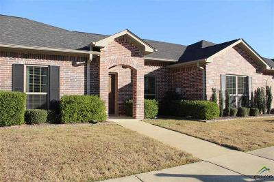 Tyler Condo/Townhouse For Sale: 5026 Shiloh Village