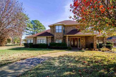 Tyler TX Single Family Home For Sale: $389,900