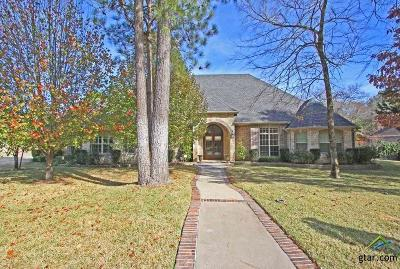 Tyler Single Family Home For Sale: 4388 Lazy Creek