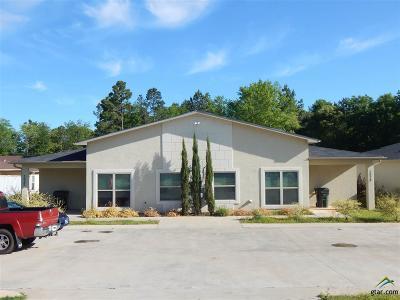 Tyler TX Multi Family Home For Sale: $1,600