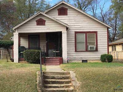 Tyler Single Family Home For Sale: 1710 Grand
