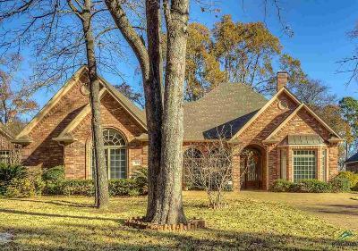 Bullard Single Family Home For Sale: 133 Dogwood Lakes Circle
