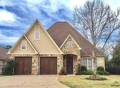 Bullard Single Family Home For Sale: 102 Winding Oaks