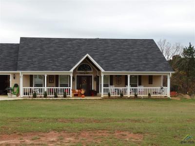 Bullard Single Family Home For Sale: 3578 Fm 2493 East