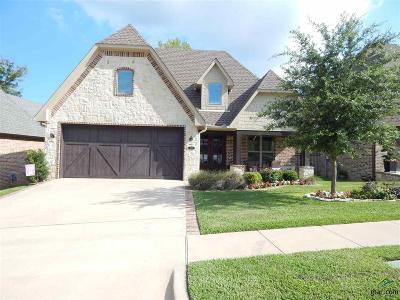 Tyler TX Single Family Home For Sale: $375,000