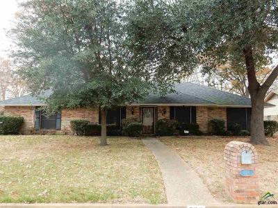 Tyler Single Family Home For Sale: 728 Oxford Dr.