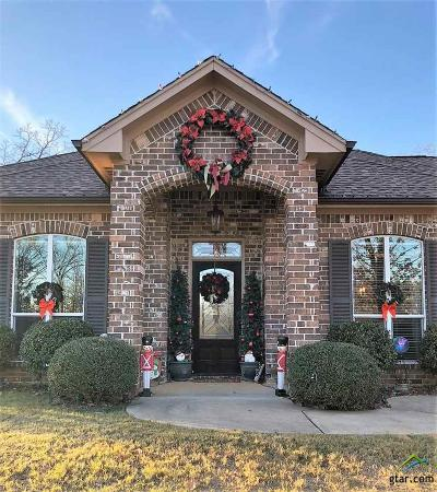 Lindale Single Family Home For Sale: 19921 Post Oak Bend