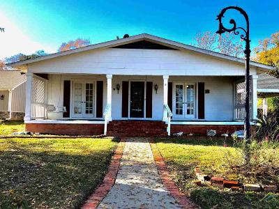 Frankston Single Family Home For Sale: 509 Elm St