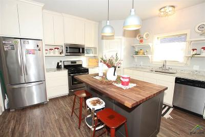 Bullard Single Family Home For Sale: 215 Bois D Arc St