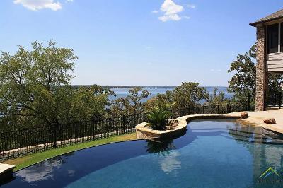 Bullard Single Family Home For Sale: 136 Eagles Peak Drive North