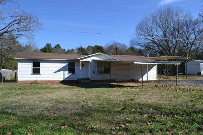 Single Family Home For Sale: 430 County Road 3103