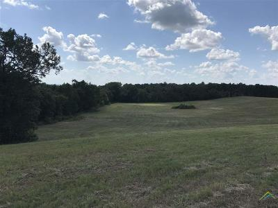 Troup TX Acreage For Sale: $190,357