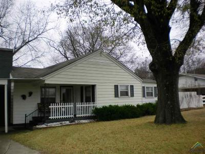 Tyler Single Family Home For Sale: 3211 County Road 1125