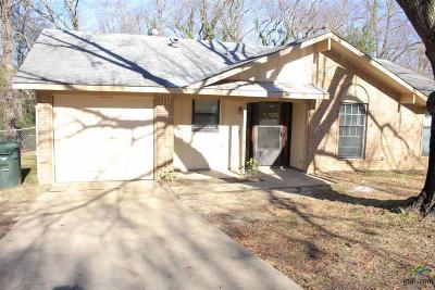 Tyler Single Family Home Contingent - Active: 2424 Pinkerton