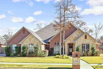 Tyler Single Family Home For Sale: 6540 Emory Court